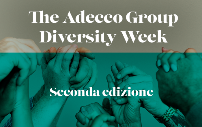 The Adecco Group Diversity week 2018: al via la seconda edizione