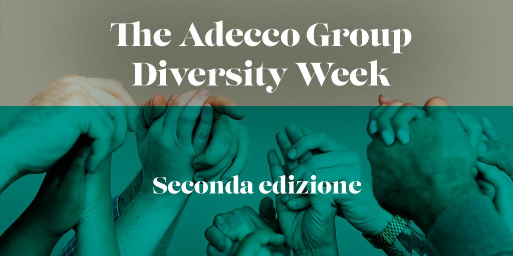 The Adecco Group Diversity week 2018: al via la seconda edizione